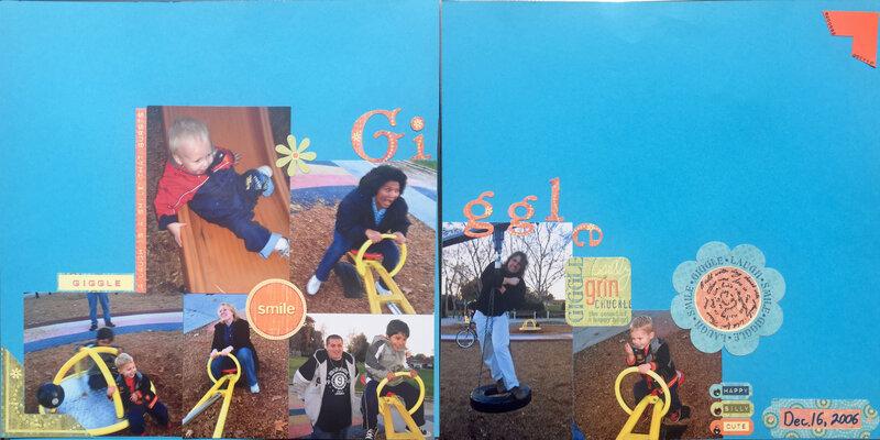 Giggle - Park play
