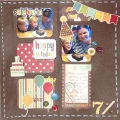 7 1/2 birthday
