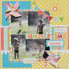 Lazy Summertime Days