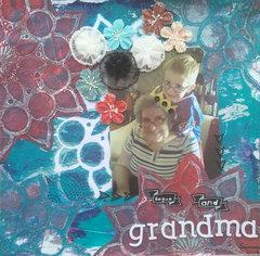 Logan & Grandma