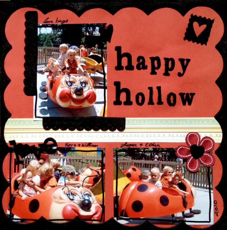 Love Bugs- Happy Hollow