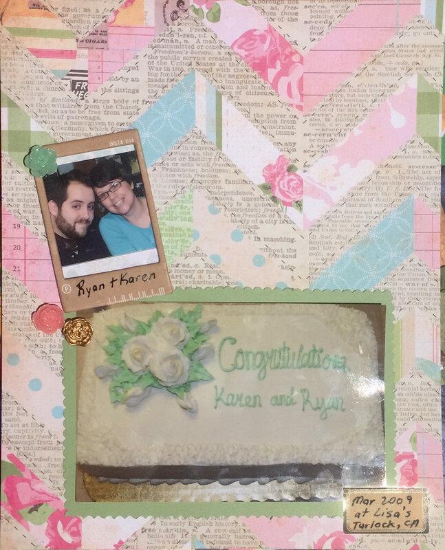 Congrats Karen & Ryan