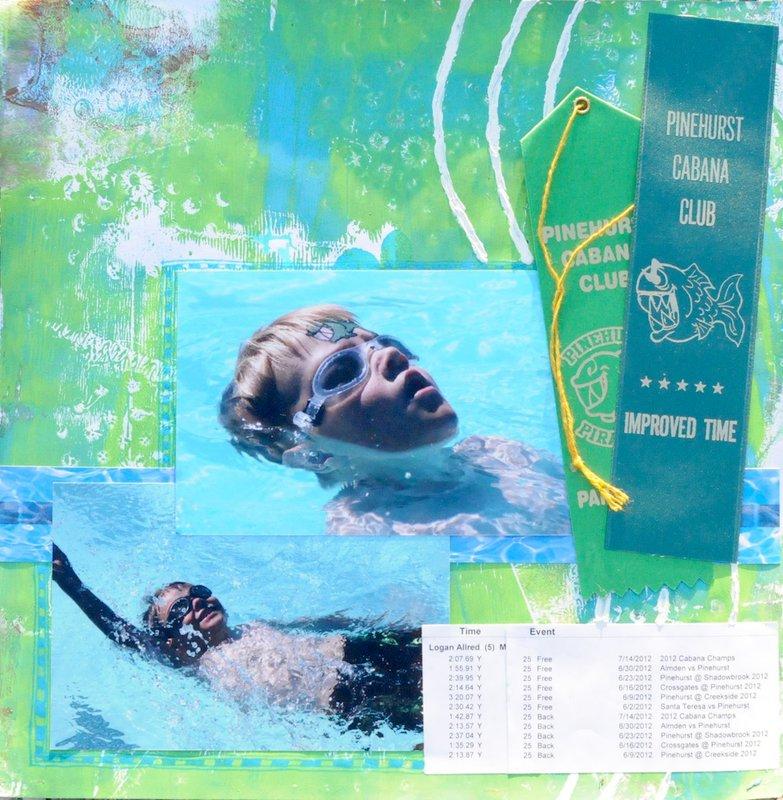 Piranha Swimmer