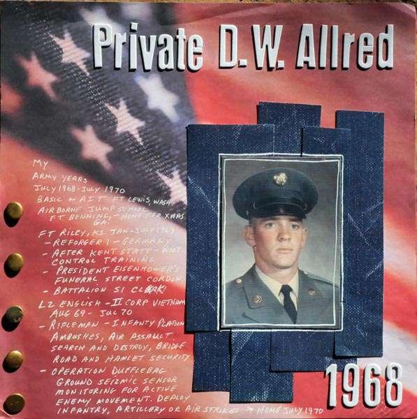 Private D.W. Allred