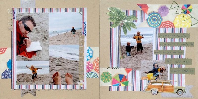 Seacliff Beach 2010
