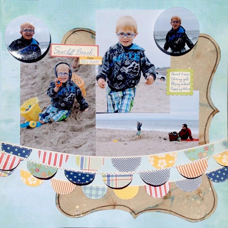 Seacliff Beach Boy
