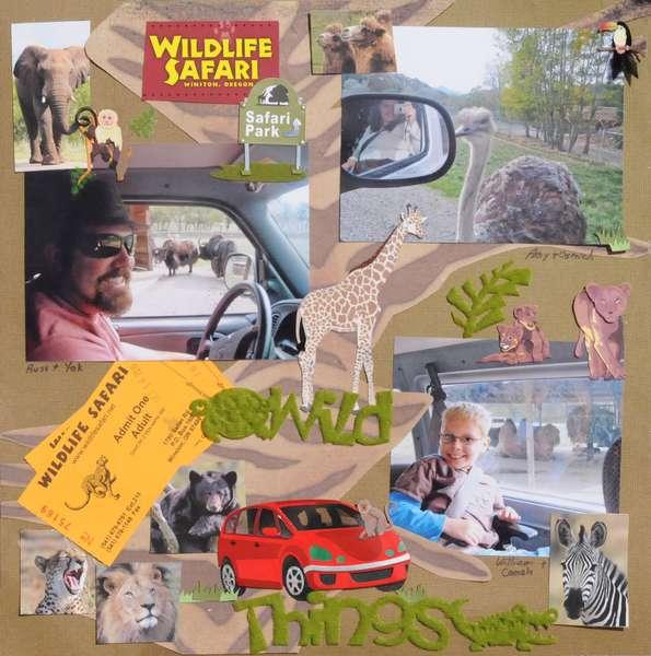 Wild Things Safari