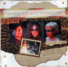Wild Things @ campfire