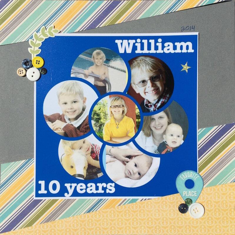 William 10 years