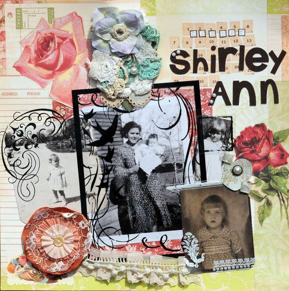 little Shirley Ann