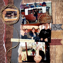 Stage Coach Ride- MOXXIE Western Round Up