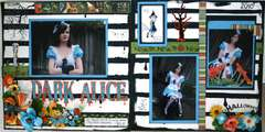 Dark Alice 2 Page Layout