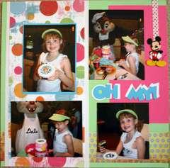 Goofy Birthday Page 1