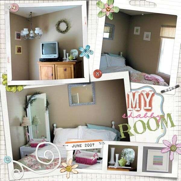 My Shabby room