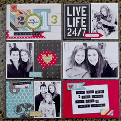 Cover Page - Project Life