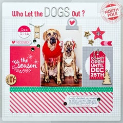 Who Let the Dogs Out? ~ Elle's Studio