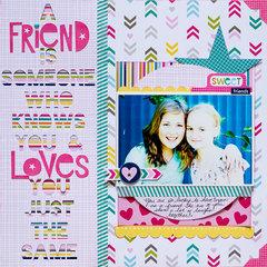 What is a Friend? ~ Bella Blvd