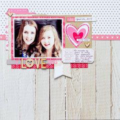 """Love ~ Elle's Studio """"Love You More"""""""