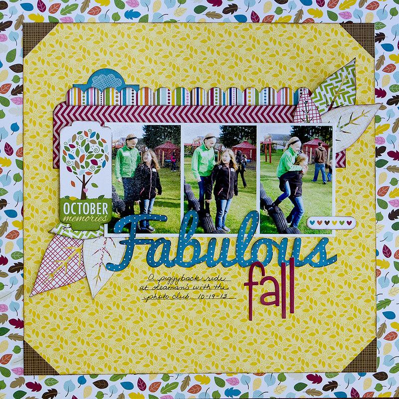 Fabulous Fall ~ Bella Blvd