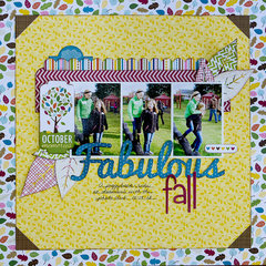 Fabulous Fall ~ Bella Blvd