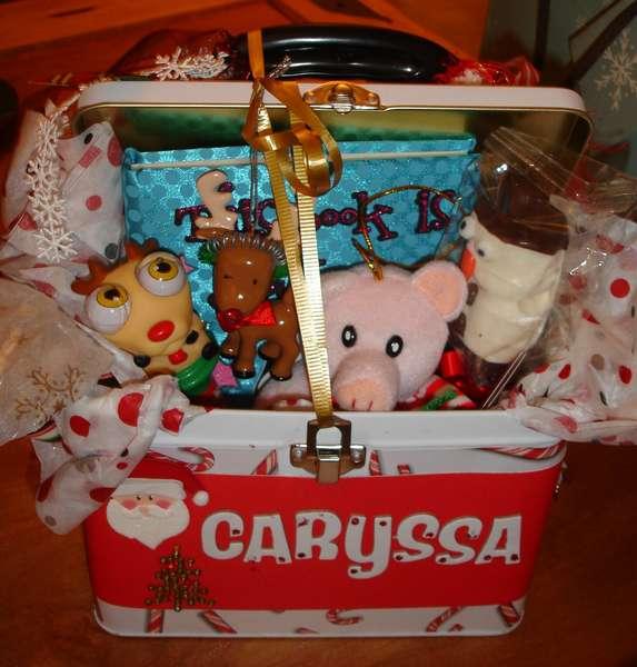 Caryssa's Christmas Box