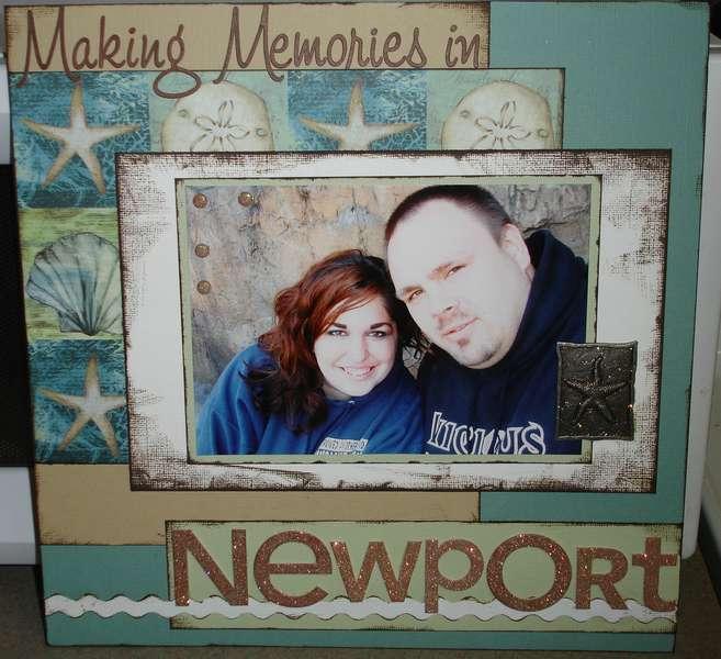 Making Memories in Newport