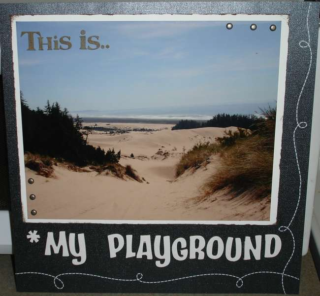 This is...My Playground