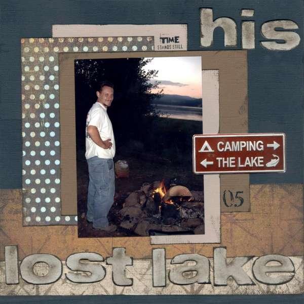 His Lost Lake