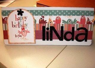 Tweet Birthday Card
