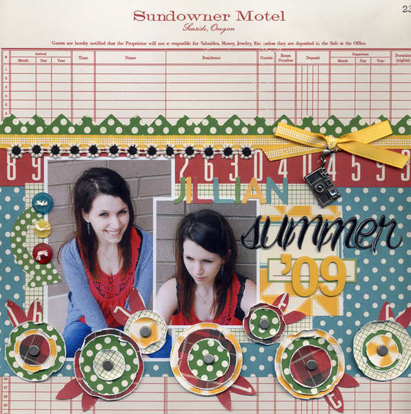 Jillian Summer '09