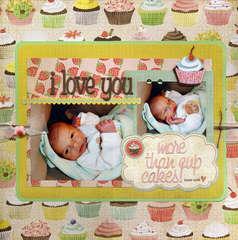 I Love You... more than cupcakes!!