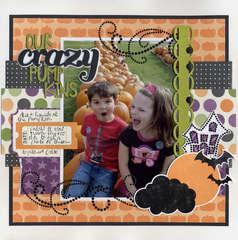 Our Crazy Pumpkins