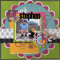 Uncle Stephen