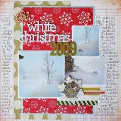 White Christmas 2009