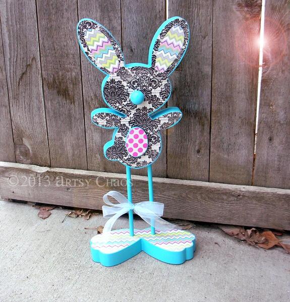 Skinny Legged Easter Bunny
