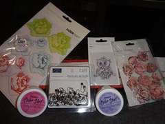 July MOTM Package from babigirl!!! OMG Thank YOU so much!