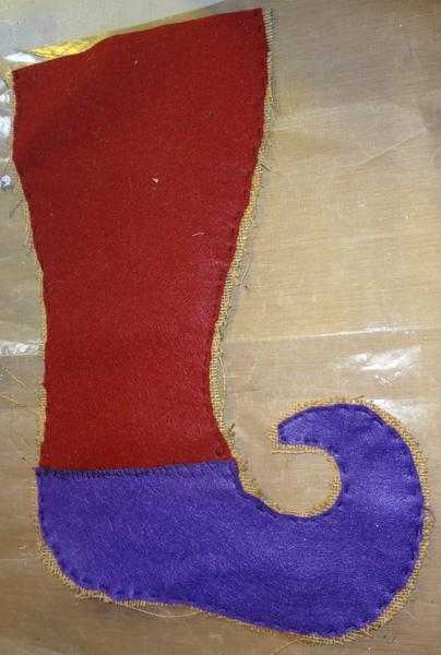 Stocking swap inside lining
