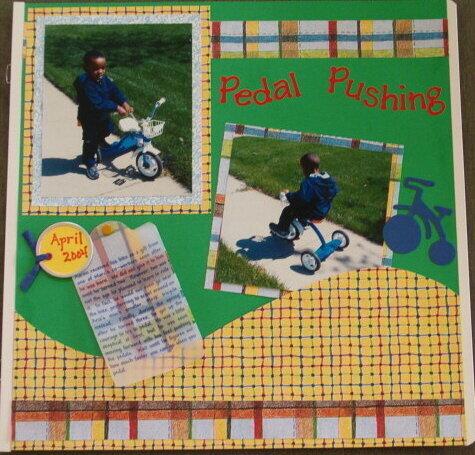 Pedal Pushing