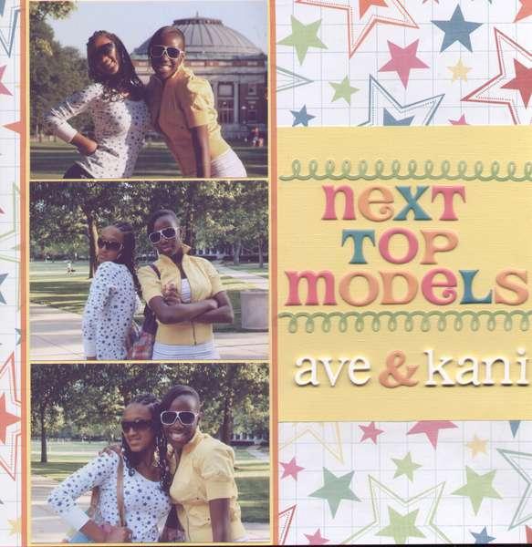 Next Top Models