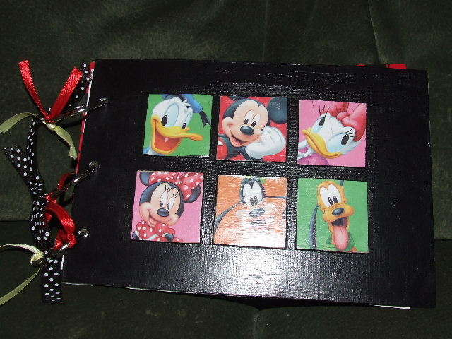 Disney Autograph Album