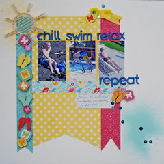 Chill, Swim, Relax, Repeat