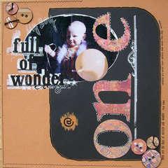 Full of Wonder @ One