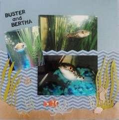 Buster & Bertha