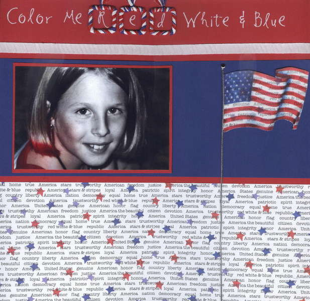Red White & bLUE (2004)