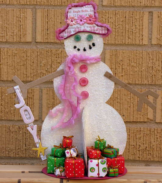 Pinky the Snowman (2007)
