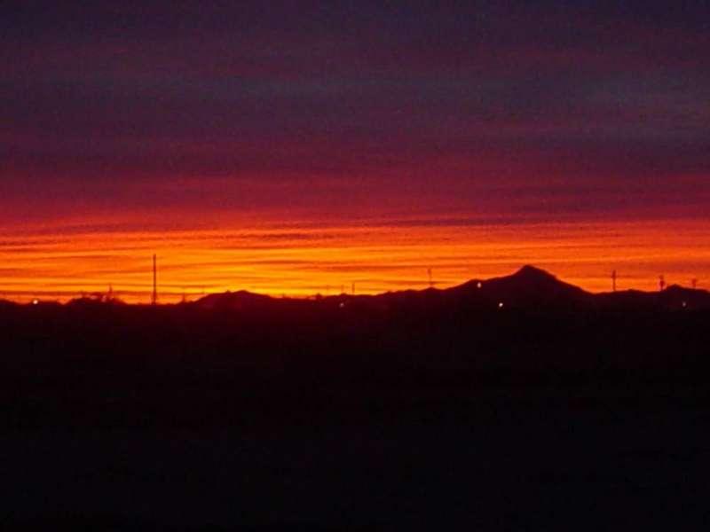 Sunset 4-13-06