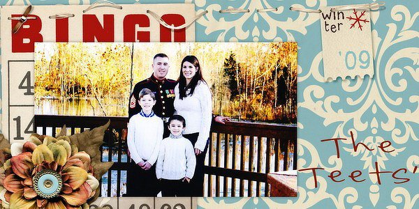Holiday 09 Card
