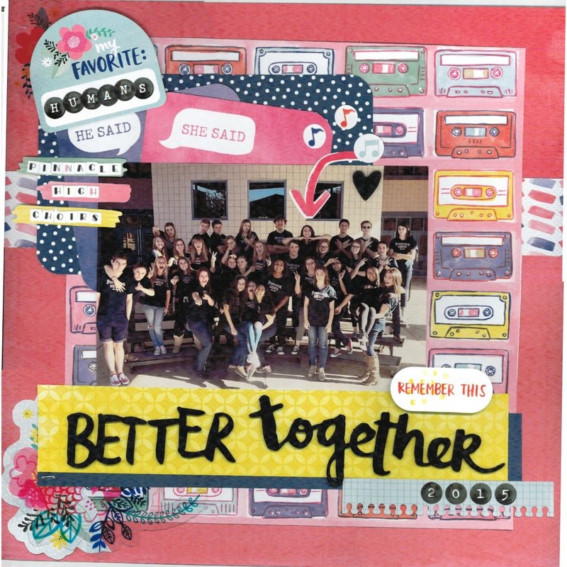 Better Together **American Crafts Amy Tangerine