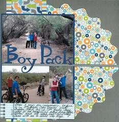 Boy Pack