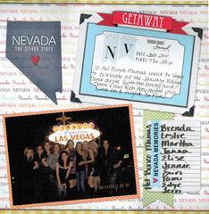 Vegas Bunco Mama Trip - 2011